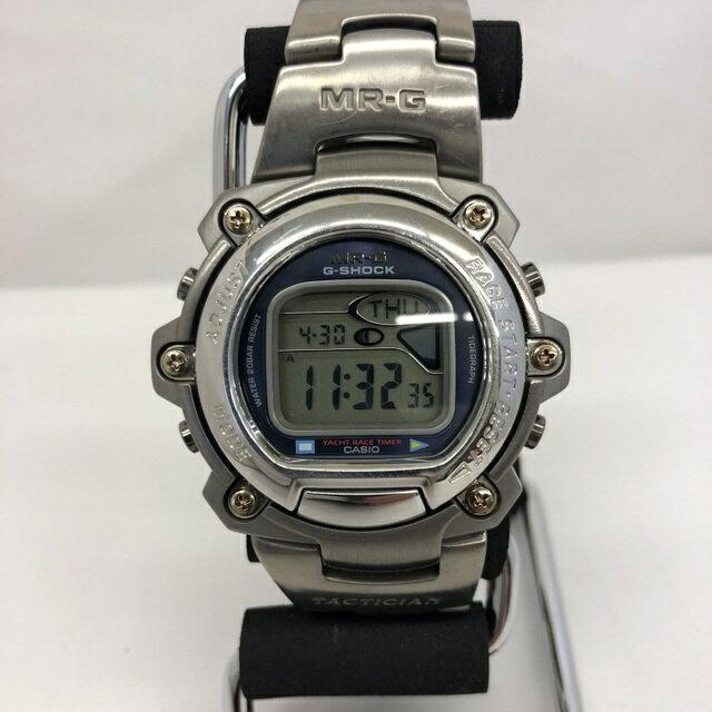 腕時計, メンズ腕時計 G-SHOCK CASIO MRG-1000TK-1 MR-G KENWOOD CUP 98 T 410516 RY2692