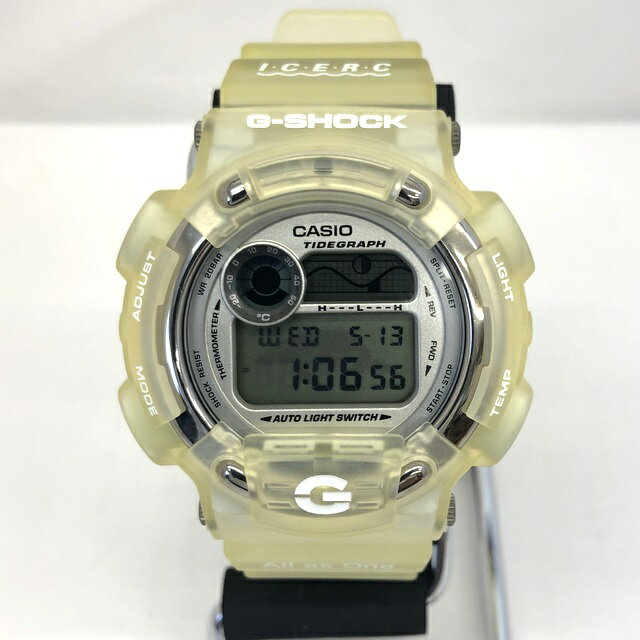 腕時計, メンズ腕時計 G-SHOCK CASIO DW-8600KJ-7T 1998 7 ICERC FISHERMAN T 412695 RY2775