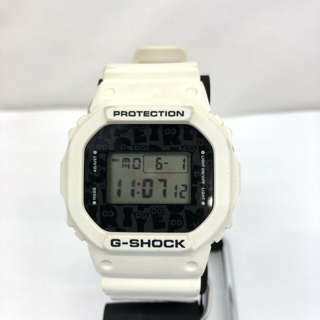 腕時計, メンズ腕時計 G-SHOCK CASIO DW-5600VT RIP SLYME T 415412 RY2842