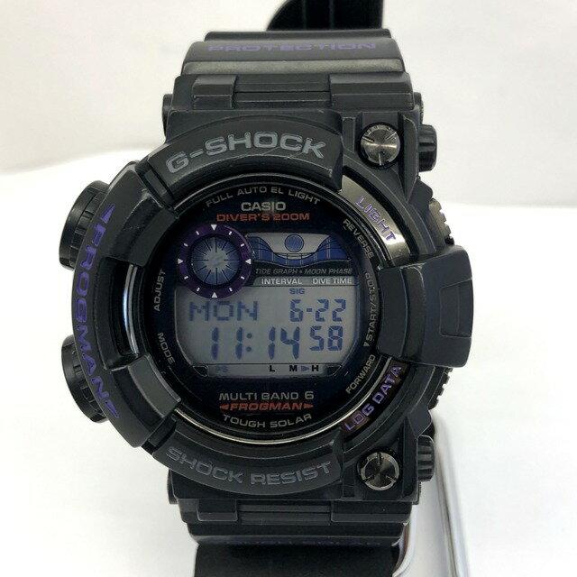 腕時計, メンズ腕時計 G-SHOCK CASIO GWF-1000BP-1 FROGMAN Men in Dark Purple T 419755 RY2932