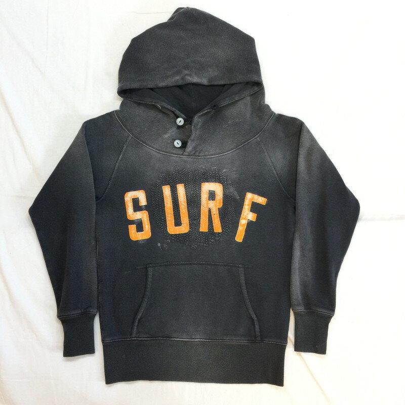 トップス, パーカー KAPITAL KOUNTRY SURF sweat parker black BORO 1 943887RK1936G