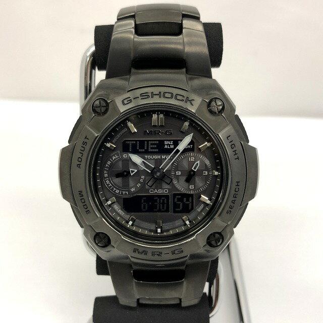 腕時計, メンズ腕時計 G-SHOCK CASIO MRG-7700B-1B MR-G T 421970 RY2976