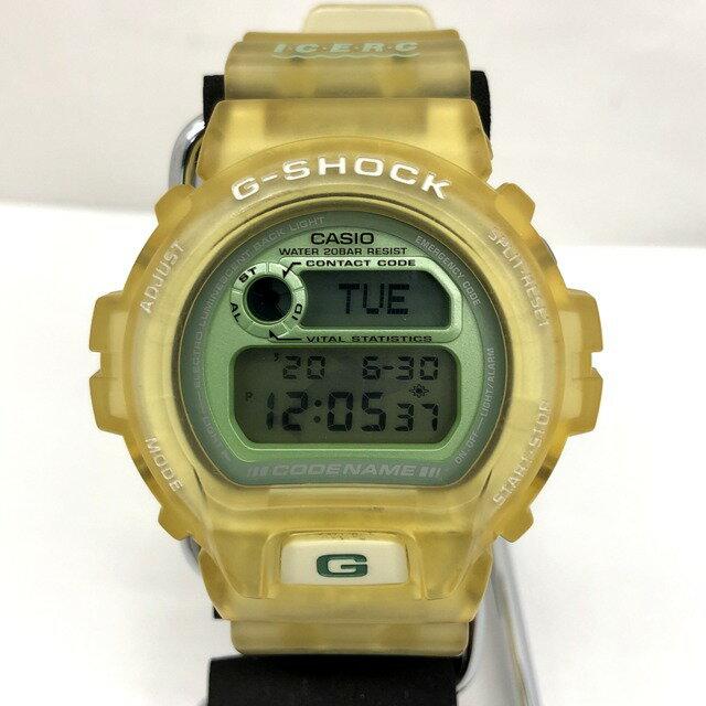腕時計, メンズ腕時計 G-SHOCK CASIO DW-6910K 6 ICERC CODE NAME ALL AS ONE 1997 T 422632 RY3007