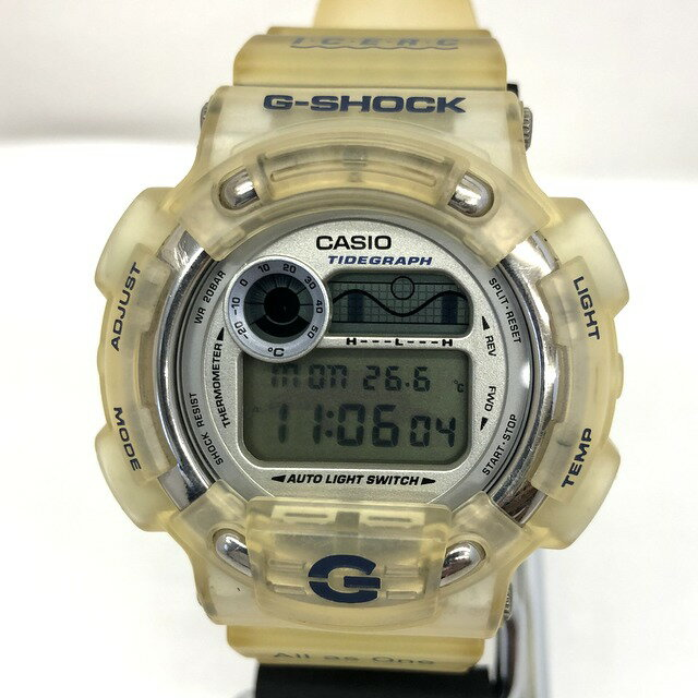 腕時計, メンズ腕時計 G-SHOCK CASIO DW-8600K 1998 7 ICERC FISHERMAN T 436943 RY3200