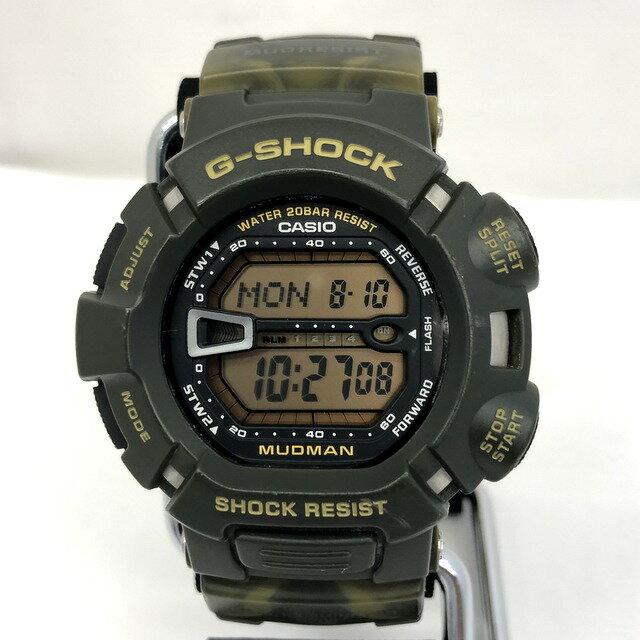 腕時計, メンズ腕時計 G-SHOCK CASIO G-9000MC-3 MUDMAN MUDMAN T 442739 RY3504