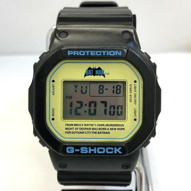 腕時計, メンズ腕時計 G-SHOCK CASIO DW-5600VT BATMAN T 443644 RY3530