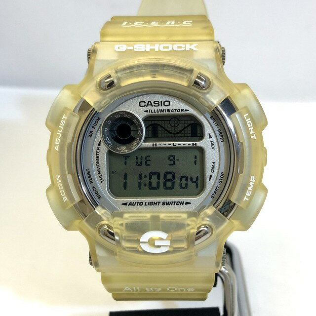 腕時計, メンズ腕時計 G-SHOCK CASIO DW-8600KJ 1998 7 ICERC FISHERMAN T 447260 RY3570