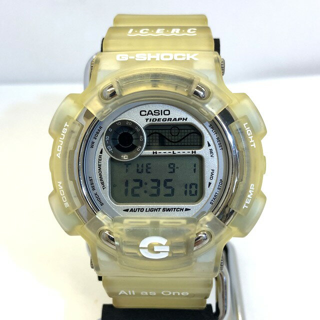 腕時計, メンズ腕時計 G-SHOCK CASIO DW-8600KJ-7T 1998 7 ICERC FISHERMAN T 447567 RY3586