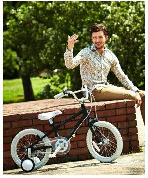 【完全組立出荷】子供用自転車 16インチ 2018 Graphic Design【軽量アルミフレーム】◆arcoba◆アルコバ 子供用自転車 幼児車 TEKTROブレーキ・ホワイトパーツ ハイクオリティー子ども用自転車 補助輪付 注目