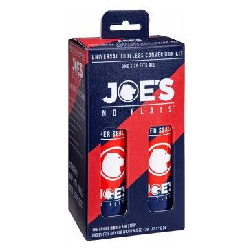 JOE'S No-Flats チューブレス スーパーシーラント Universal Tubeless Conversion Kit ( Super Sealant ) シーラント MTB マウンテンバイク チューブレスタイヤ 【本州送料+864円】【九州・四国送料+1080円】【北海道(離島以外)送料+2160円】★新