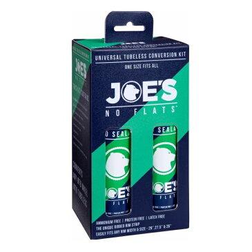 JOE'S No-Flats チューブレス エコシーラント Universal Tubeless Conversion Kit ( Super Sealant ) シーラント MTB マウンテンバイク チューブレスタイヤ 【本州送料+864円】【九州・四国送料+1080円】【北海道(離島以外)送料+2160円】★新