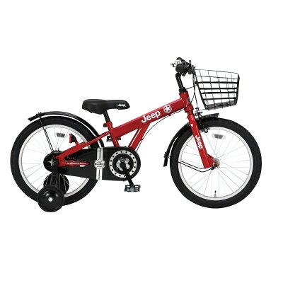 2017年BAA対応JEEPBMXタイプ18インチ子供用自転車幼児車自転車BRA◆レビュー企画
