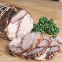 ネット詰めバラ焼き豚/自家製/豚バラ/おつまみ/お弁当