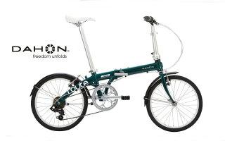 "DAHON(ダホン)Route""ルート""2018モデル【送料無料】折りたたみ自転車20インチ"