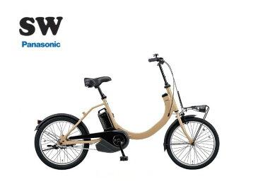 SW パナソニックPanasonic 電動アシスト自転車 入荷!!電動自転車 完全組み立て車