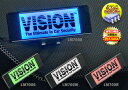VISIONオプションパーツ LUMINATOR LEDディスプレー ホワイト...