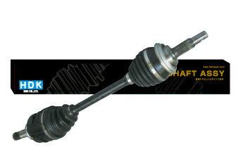 【補修用*HDK新品ドライブシャフトASSY*右側】 スズキ アルト HA12V F6A 1998年8月〜2000年11月(ABS付車) * 純正番号 44101-75H10 相当品 【NF】