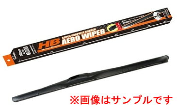 HKT デザインワイパー HBエアロワイパー [運転席側1本] スバル サンバー トラック S500J,510J 2014年9月〜 品番:HB400