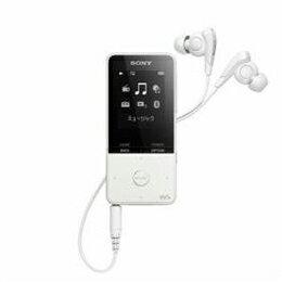 ポータブルオーディオプレーヤー, デジタルオーディオプレーヤー  NW-S315-W S 16GB
