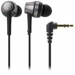 オーディオ, ヘッドホン・イヤホン Audio-Technica ATH-CKR50-BK ()