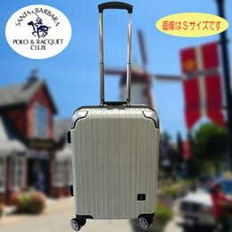 ☆ウイングスカンパニー SANTA BARBARA フレームハードキャリーM ホワイトウットグレイン SBP-5203WHWG