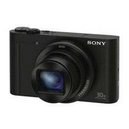 デジタルカメラ, コンパクトデジタルカメラ  Cyber-shot() DSC-WX500-B
