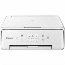 ☆CANON インクジェットプリンター PIXUS(ピクサス) TSシリーズ 3.0型液晶 ホワイト TS6230WH