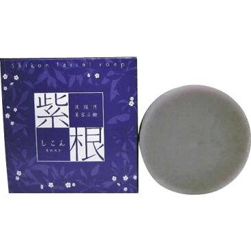●【送料無料】紫根石鹸 100g×5個セット「他の商品と同梱不可」
