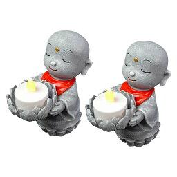 ●【送料無料】LEDろうそく「一休」 2個組「他の商品と同梱不可/北海道、沖縄、離島別途送料」
