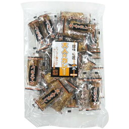 ◎●【送料無料】【代引不可】大人のカレーせんべい 150g×15袋 A-3「他の商品と同梱不可/北海道、沖縄、離島別途送料」