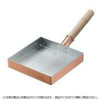 田辺金具銅玉子焼関東型27cm690743