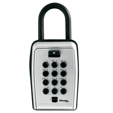●【送料無料】Master Lock マスターロック プッシュ式キーセーフ 850031「他の商品と同梱不可/北海道、沖縄、離島別途送料」