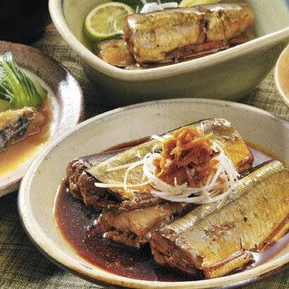 ●【送料無料】【代引不可】小野食品 「三陸おのや」やわらか煮魚セット 5種(各40g×3袋入) 2セット「他の商品と同梱不可」