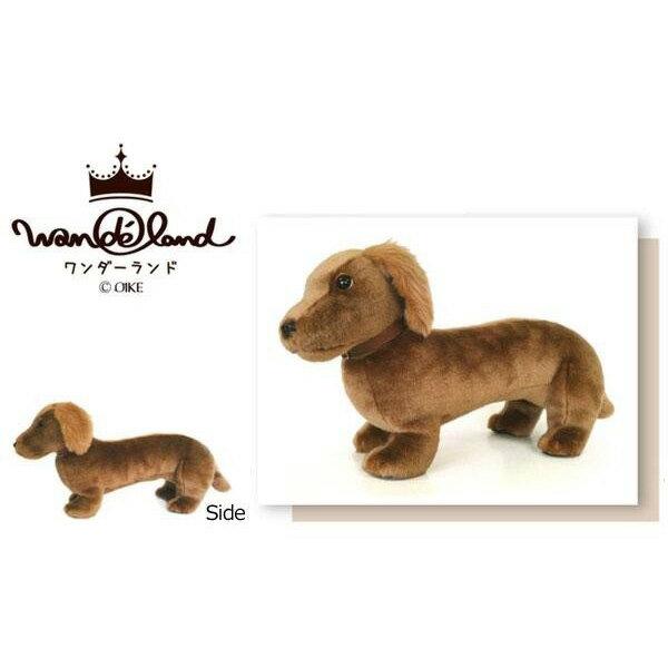 ●【送料無料】犬型マネキン ワンダードッグ・ミニチュアダックスフンド 04502「他の商品と同梱不可」