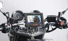 Clarion クラリオン DTR-P50/P55用バイク取り付けマウントキット BKA-500-500