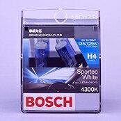 Bosch ボッシュ バルブ スポルテックホワイト H7 BHBP-SWH7