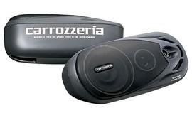 カーオーディオ, スピーカー carrozzeria TS-X180 NF