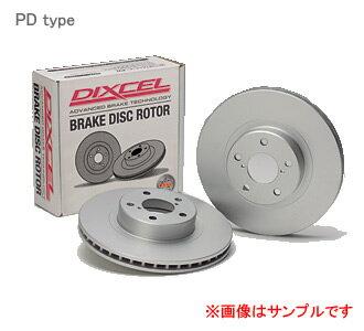 DIXCEL ディクセル ブレーキローター PD フロント PD3617039Sスバル フォレスター SH9 10/10〜 【NF店】