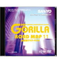 SANYO サンヨー バージョンアップロム ゴリラロードマップ11 DVD全国版 000597N