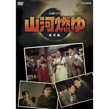 大河ドラマ 山河燃ゆ 総集編 DVD全2枚セット