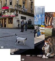 送料無料動物カメラマン・岩合光昭さんがかわいいネコたちをもとめて世界を歩きます。500円クー...