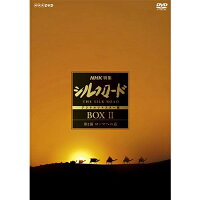NHK特集シルクロードデジタルリマスター版DVDBOXII第2部ローマへの道(新価格)全9枚+特典ディスク1枚
