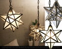 EtoilependantlampDICLASSE(ディクラッセ)/エトワールペンダントランプ/星形ランプガラスランプデザインライト照明グッドデザイン/