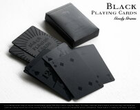 BLACKPLAYINGCARDS/�֥�å��ȥ���GoodyGrams���åƥ�������ॹ�ȥ��ץ֥�å�Black�������ȥ��סڤ������б�_�쳤��