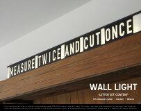 LEDWallLight/LEDウォールライト看板電気インテリアライトメニューボードショップ什器DETAIL