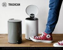 TRASHCAN/トラッシュカンPUEBCOプエブコゴミ箱ごみダストボックス3Lふた付き生ごみゴミ箱オムツ