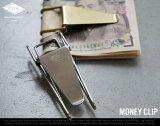 Hopper Double Clip ホッパーダブルクリップ CANDY DESIGN & WORKS キャンディデザイン&ワークス Money Clip マネークリップ 財布 真鍮 ニッケル DETAIL