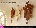 CUCKOOFORESTCLOCK/クックフォレスト鳩時計Diamantini&Domeniconiディアマンティーニドミニコニー(壁掛け時計/クロック)