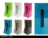 【ABS】STAND!! tissue case /デュエンデ スタンドティッシュケース 縦型ティッシュ ティッシュカバー【あす楽対応_東海】