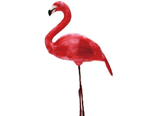 Flamingo フラミンゴ PUEBCO Artificial Birdsプエブコ アーティフィシャルバード121079【あす楽対応_東海】